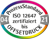 Prozess Standard ISO 12647