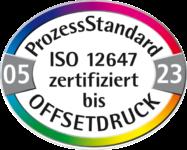 ProzessStandard Offsetdruck