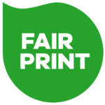 Logo Fairprint by Print Alliance