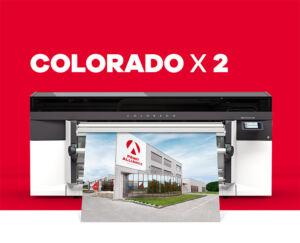 2 x Canon Colorado 1650 bei Print Alliance